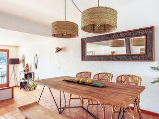 Dining room Markham Stagers Akdeniz Yemek Odası