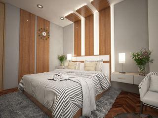 CN y Arquitectos BedroomAccessories & decoration