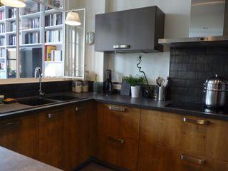 Rénovation cuisine 5ème Lyon LSAI Cuisine classique