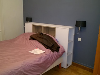 LSAI Classic style bedroom