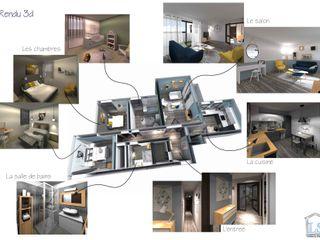 Homestaging 3d LSAI