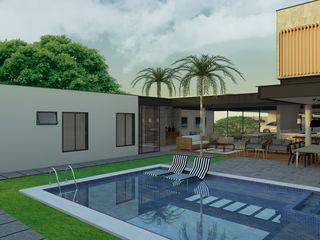 Espaço AU Modern houses