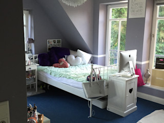 schulz.rooms Cuartos infantiles de estilo moderno
