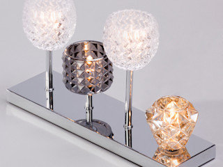 Glass Decanter Range from Litecraft Litecraft 客廳照明 玻璃