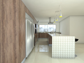 Diseño de Cocina, El Cafetal, Miranda Grupo Madea