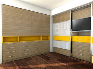 Diseño de Closet y Armario, Caracas Grupo Madea