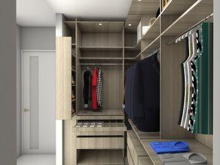 Diseño de Vestier y Closets, La Trinidad, Caracas Grupo Madea
