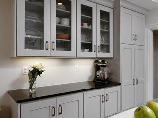 BOWA - Design Build Experts آشپزخانه Grey