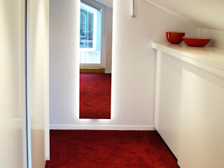 Schreinerei & Innenausbau Fuchslocher Modern style dressing rooms