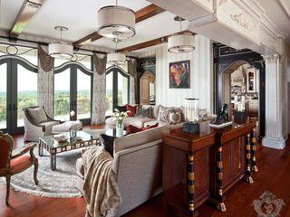Old World Charm Kellie Burke Interiors Living room