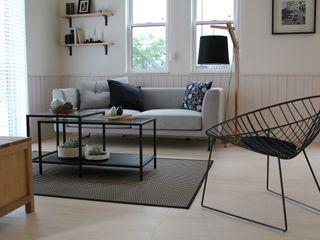 コト Living roomSofas & armchairs Wood Grey