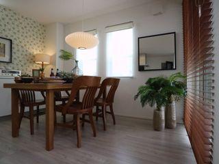 コト Dining roomChairs & benches Wood Wood effect