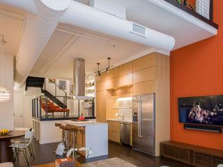 FORMA Design Inc. Modern kitchen