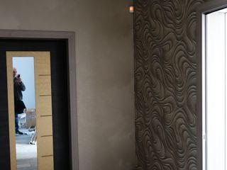 Студия интерьерного дизайна happy.design industrial style corridor, hallway & stairs.