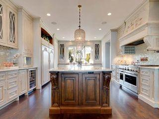 Chic Kitchen & Bath Kellie Burke Interiors Kitchen