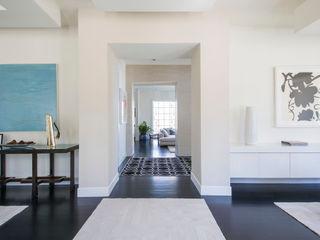 FORMA Design Inc. Modern corridor, hallway & stairs