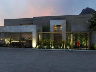 Rousseau Arquitectos Case moderne Grigio