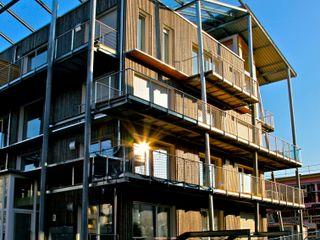 Frey Gruppe Modern houses