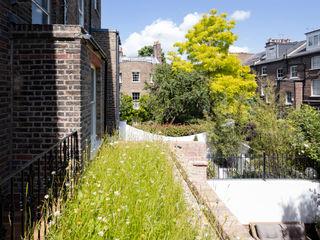 Gardnor Road, Hampstead NW3 Brosh Architects Moderne Häuser Ziegel