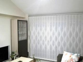 Confección e instalación de cortina vertical en valencia Navarro valera cortinas y hogar ComedorAccesorios y decoración Textil