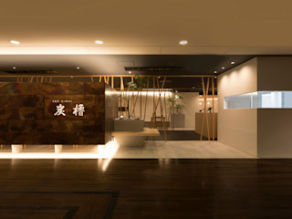ALTS DESIGN OFFICE Дома в азиатском стиле