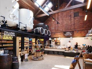 Sheppy's Cider Barc Architects Khu Thương mại Gạch