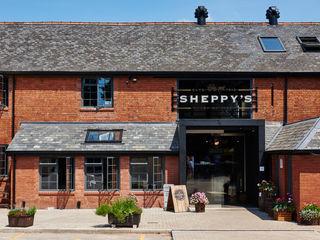 Sheppy's Cider Barc Architects Nhà hàng Gạch