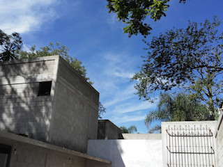 escala1.4 Casas de estilo rústico