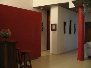 escala1.4 Salas de estilo moderno