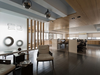 KD Panels Offices & stores Wood Wood effect