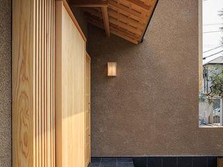 傳寶慶子建築研究所 Couloir, entrée, escaliers originaux