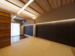 傳寶慶子建築研究所 Salle multimédia originale