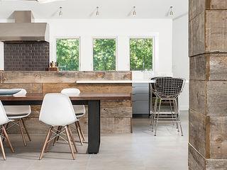 BILLINKOFF ARCHITECTURE PLLC Modern dining room