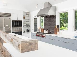 BILLINKOFF ARCHITECTURE PLLC Modern style kitchen