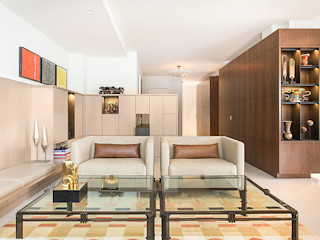 BILLINKOFF ARCHITECTURE PLLC Living room