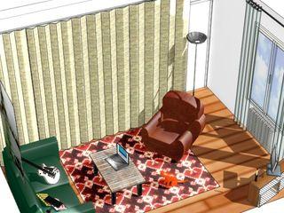 50M2 75015 PARIS h(O)me attitudes by Sylvie Grimal DressingAccessoires & décorations Lin Beige