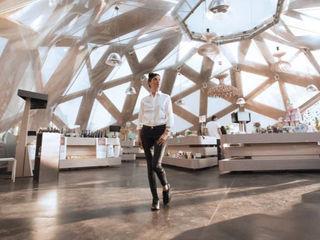 Suelos ACIS STAIN - Expo Milan Fermox Solutions Palacios de congresos de estilo moderno