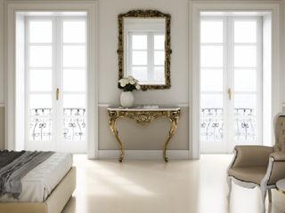 Suelos LIXIO® - Micro Terrazzo Veneciano Fermox Solutions Salones de estilo clásico