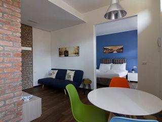 studiodonizelli Moderne Wohnzimmer
