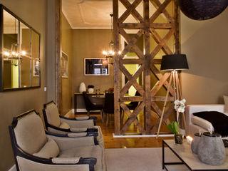 Pureza Magalhães, Arquitectura e Design de Interiores WohnzimmerHocker und Stühle