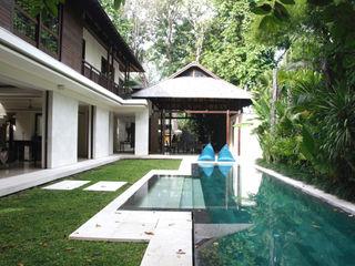 Credenza Interior Design 泳池