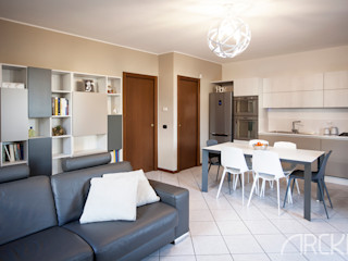 ArcKid Modern living room Grey