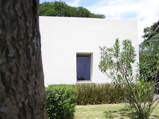 Bio Domus D.01, a luxury bioclimate and eco-friendly house, designed to provide comfort, elegance and well-being. Aroma Italiano Eco Design Passive house White