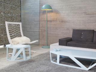 Lampara Umbra Natural Urbano HogarAccesorios y decoración Metal