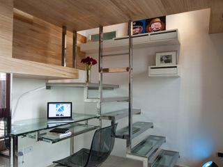 齊禾設計有限公司 Estudios y oficinas modernos