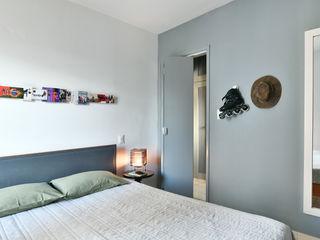 Move Móvel Criação de Mobiliário Modern style bedroom