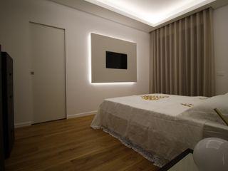 Giuseppe Rappa & Angelo M. Castiglione Modern Yatak Odası
