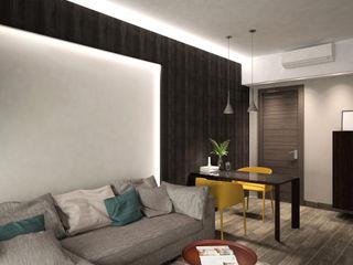 Nelson W Design Modern living room