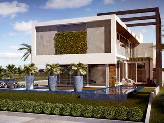 studio vert arquitetura 現代房屋設計點子、靈感 & 圖片