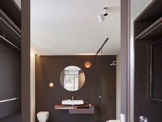 innenarchitektur-rathke Modern Bathroom Tiles Grey
